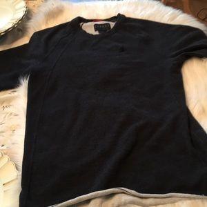 Air Jordan Men's short Sleeve Sweatshirt In M EUC
